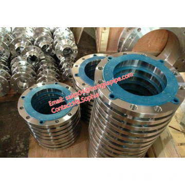 ASME B16.47 large diameter steel flanges with forged